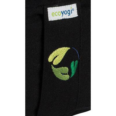 Ecoyogi meditatiekussen Black (eco)