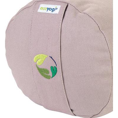 Ecoyogi Yoga bolster - Sand