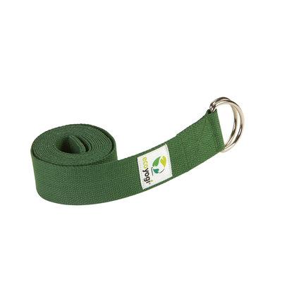 Ecoyogi Yoga riem - Groen
