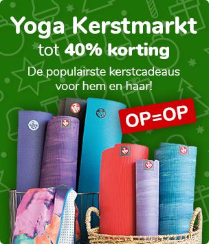Yoga bolster banner