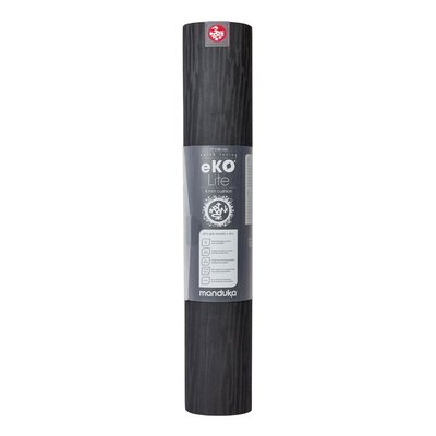 Manduka eKOlite Black  - 4 mm