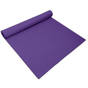 Balans yoga mat topper – Paars - 185 x 66 x 0,4 cm