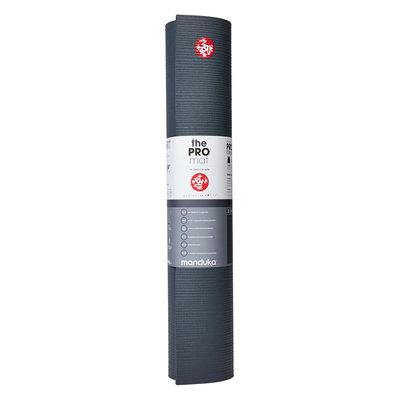 Manduka Black Pro Yoga mat - Thunder 180 cm