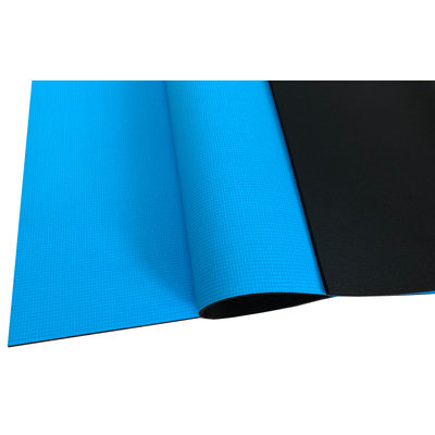 Ecoyogi Comfort Grip - licht blauw - 185 x 65 x 0,6 cm