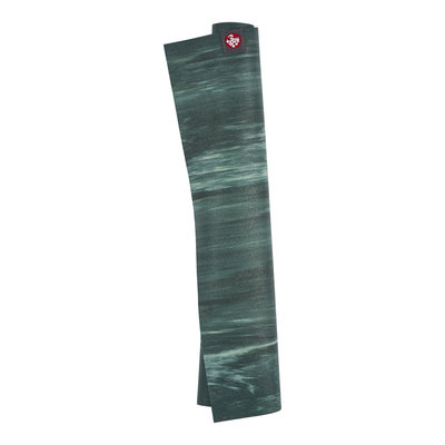 Manduka eKO superlite Deep forest marbled  - Travel mat