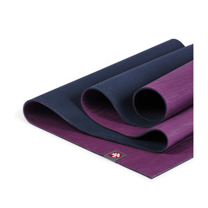 Manduka eKO mat Acai/midnight 200 cm - 5 mm