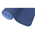 Ecoyogi TPE Yoga mat blauw/blauw - 6 mm