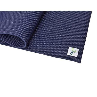 Ecoyogi Classic yoga mat 183 cm - Midnight