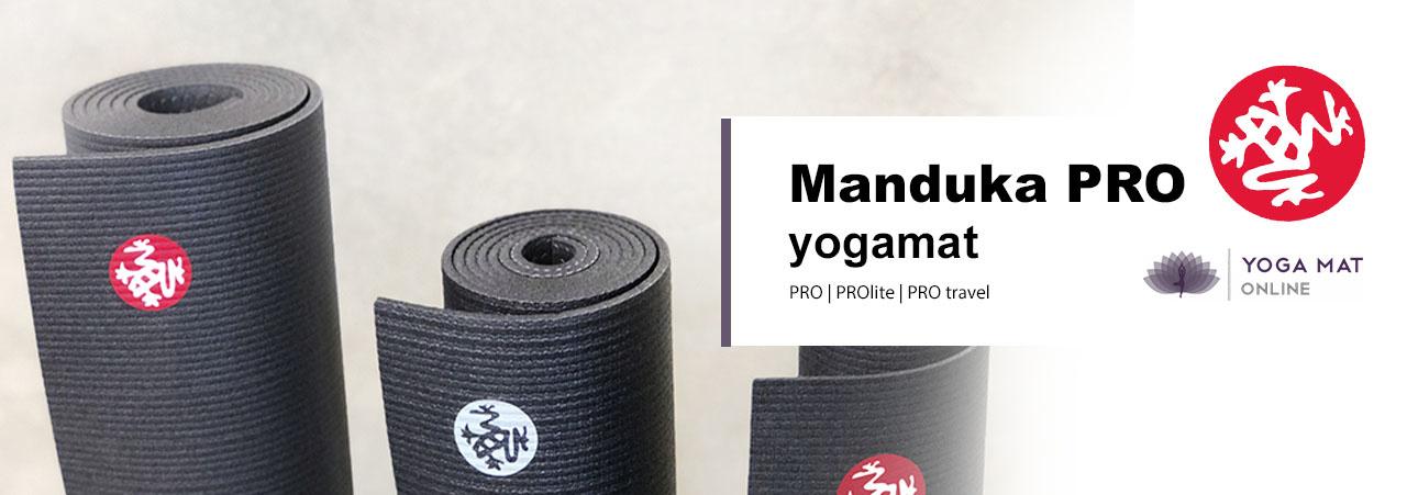 De Manduka PRO serie legendarisch of niet?