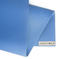 Jade Yoga Harmony yoga mat 173 cm - Slate blue (5 mm)