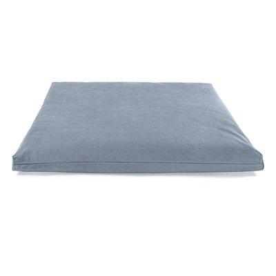 Ecoyogi Meditatiemat (zabuton) DeLuxe Stone/grijs