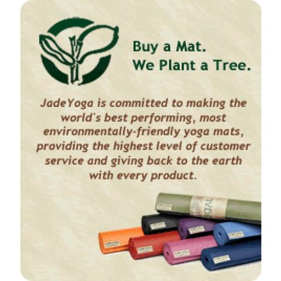 Jade Yoga Harmony yoga mat 188 cm - Midnight (5 mm)