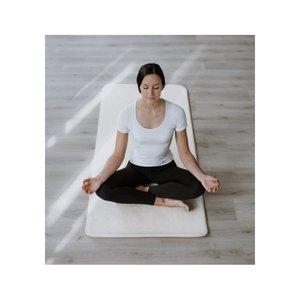 Ecoyogi yoga mat van Merino wol - zonder tas