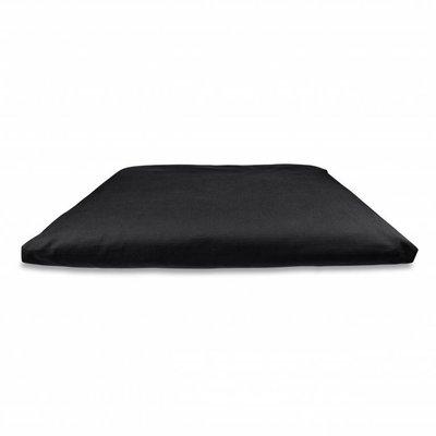 Ecoyogi Meditatiemat (zabuton) DeLuxe zwart