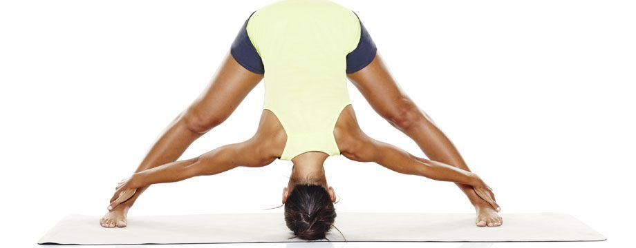 Het comfort, de veerkracht en dichtheid van een yoga mat