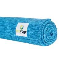Ecoyogi Organic Cotton mat - Blue
