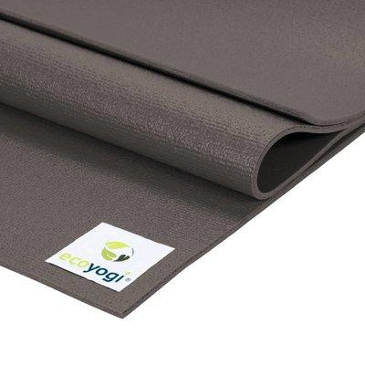 Ecoyogi Studio yog mat - Bruin 200 cm