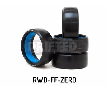 DS Racing Drift Tire Competition Series II RWD-FF-Zero (4pcs)