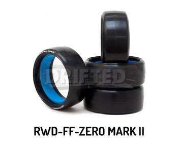 DS Racing Drift Tire Competition Series II RWD-FF-Zero Mark II (4pcs)