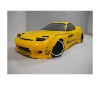 Addiction RC Mazda RX-7 Rocket Bunny Body Kit - Full Set