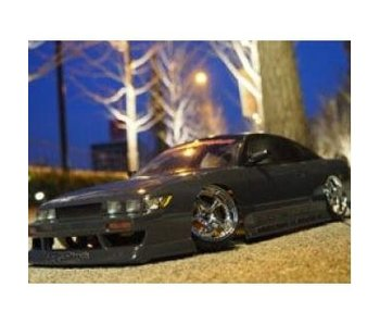 Addiction RC Nissan Sileighty BN Sports Body Kit - Full Set