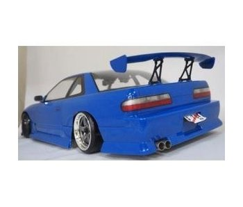 Addiction RC Nissan Silvia S13 BN Sports Body Kit - Rear Bumper