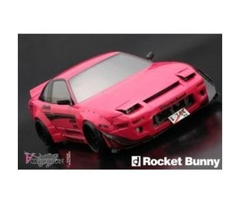 Addiction RC Nissan 180SX Rodeo Special V2 Body Kit - Full Set