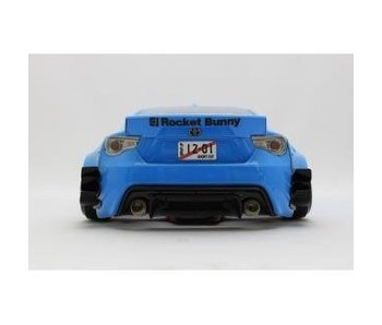 Addiction RC Toyota GT86 Rocket Bunny V2 Body Kit - Duck-Tail Wing