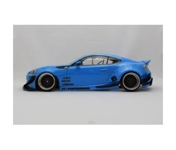 Addiction RC Toyota GT86 Rocket Bunny V2 Body Kit - Side Skirt Set