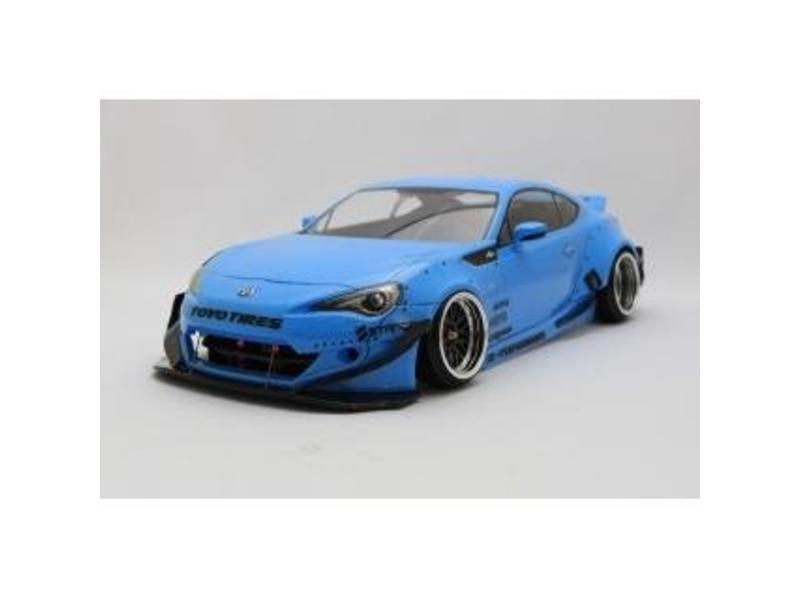 Addiction RC AD009-1 - Toyota GT86 Rocket Bunny V2 Body Kit - Front Bumper & Lip Spoiler Set