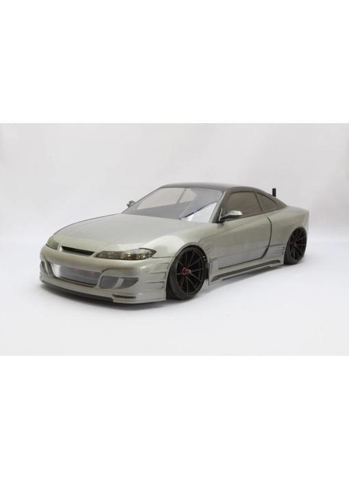 Addiction RC Nissan Silvia S15 Addiction Aero Parts Body Kit - Full Set