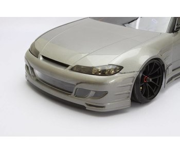 Addiction RC Nissan Silvia S15 Addiction Aero Parts Body Kit - Front Bumper
