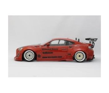 Addiction RC Toyota GT86 Rocket Bunny Body Kit - Side Skirt Set