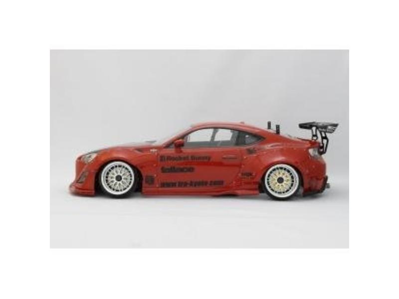 Addiction RC AD006-2 - Toyota GT86 Rocket Bunny Body Kit - Side Skirt Set