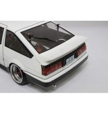 Addiction RC AD001-3 - Toyota AE86 Levin - Duck-Tail Wing