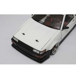 Addiction RC AD001-2 - Toyota AE86 Levin - Normal Hood (Bonnet)
