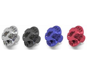 WRAP-UP Next Aluminum Spur Gear Holder - Blue