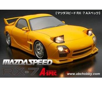ABC Hobby Mazda RX-7 Mazdaspeed A-SPEC (FD3S)