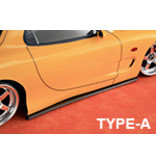 ABC Hobby 66734 - Side Skirt for Mazda RX-7 Type-A