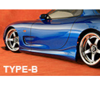 ABC Hobby Side Skirt for Mazda RX-7 Type-B