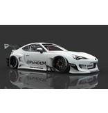 Addiction RC AD015-3 - Toyota GT86 Rocket Bunny Body Kit V3 PANDEM - Canard Set