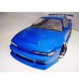 Addiction RC AD012-10 - Nissan Silvia S13 BN Sports + Addiction Aero Parts Body Kit - Full Set