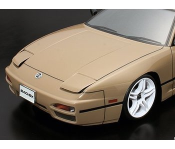 ABC Hobby Nissan 180SX (Chu-Ki) 2nd Generation Front for Nissan Sileighty (66149)