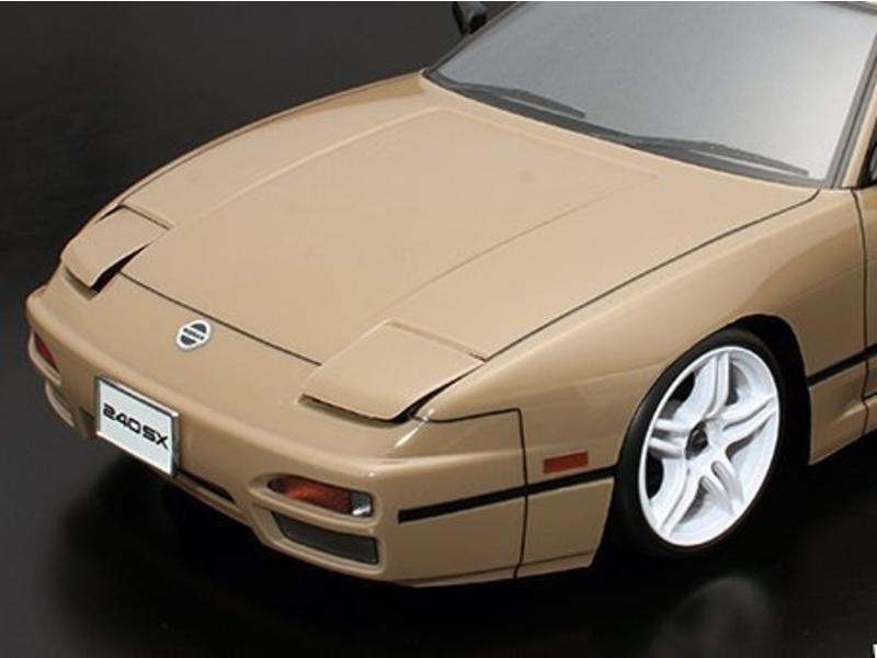 ABC Hobby 66806 - Nissan 180SX (Chu-Ki) 2nd Generation Front for Nissan Sileighty (66149)