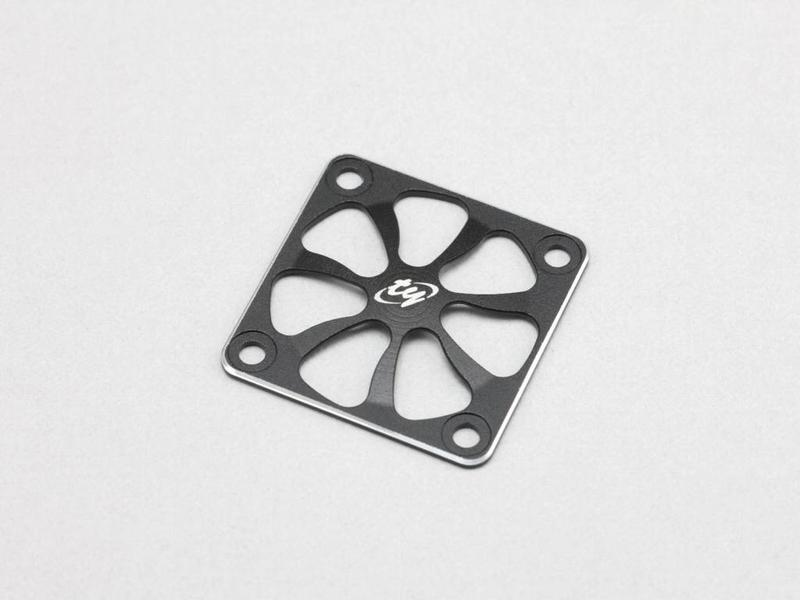 Yokomo BL-CFC4 - Aluminium Fan Cover for BL-RS4/BL-PRO4