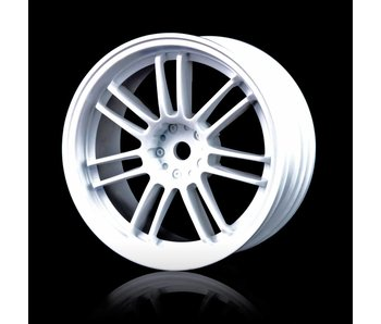MST RE30 Wheel (4) / White