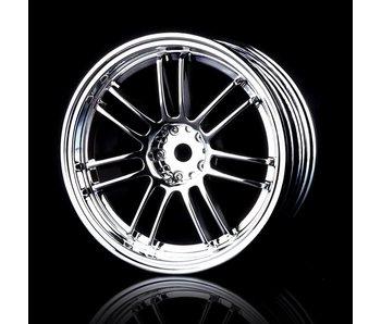 MST RE30 Wheel (4) / Silver