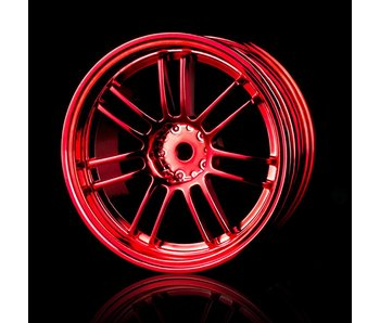 MST RE30 Wheel (4) / Red