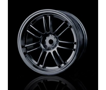 MST RE30 Wheel (4) / Black