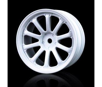 MST 77SV Wheel (4) / White